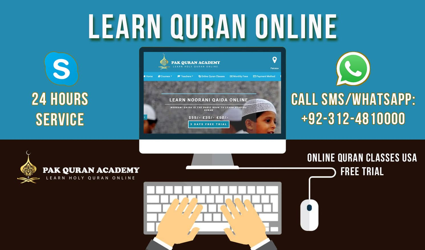 Learn Quran Online USA